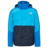 The North Face KABRU TRICLIMATE JACKET Männer - Doppeljacke - TURKISH SEA