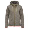 Schöffel FLEECE HOODY ABERDEEN1 Frauen - Fleecejacke - SEA TURTLE