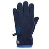 Jack Wolfskin BAKSMALLA FLEECE GLOVE KIDS Kinder - Handschuhe - MIDNIGHT BLUE