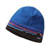 Patagonia BEANIE HAT Unisex - Mütze - CLASSIC FITZ ROY: ANDES BLUE