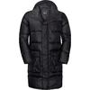 Jack Wolfskin RICHMOND COAT Männer - Daunenmantel - BLACK