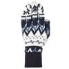 Jack Wolfskin SCANDIC GLOVE Frauen - Handschuhe - MIDNIGHT BLUE ALL OVER
