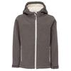 FRILUFTS HEIMAEY HOODED SOFTSHELL JACKET Kinder - Softshelljacke - MAGNET