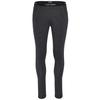 Icebreaker WMNS 260 ZONE LEGGINGS Frauen - Funktionsunterwäsche - JET HTHR/BLACK/SNOW