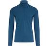 Icebreaker MENS 260 TECH LS HALF ZIP Männer - Funktionsshirt - PRUSSIAN BLUE