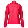 Gore Wear R3 DAMEN THERMO ZIP SHIRT LANGARM Frauen - Fleecepullover - HIBISCUS PINK