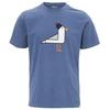FRILUFTS VIRTON PRINTED T-SHIRT Männer - T-Shirt - ESTATE BLUE