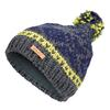 Barts LOG CABIN BEANIE Kinder - Mütze - DARK HEATHER