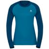 TOP CREW NECK L/S ACTIVE REVELSTOKE 1