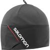 Salomon RS BEANIE Unisex - Mütze - BLACK/BLACK/WHITE