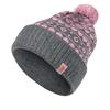 VARG BLASTEN CAP Unisex - Mütze - GREY WITH DUSTY ROSE