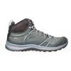 Keen TERRADORA LEATHER MID WP Frauen - Hikingstiefel - TARRAGON/TURBULENCE