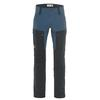 Fjällräven KEB TROUSERS M LONG Männer - Trekkinghose - DARK NAVY-UNCLE BLUE