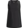 Arc'teryx CONTENTA SLEEVELESS TOP WOMEN' S Frauen - Trägershirt - BLACK