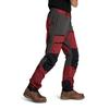 Is Not Enough ARES TREKKING PRO PANTS Männer - Trekkinghose - MERLOT