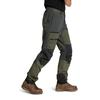 Is Not Enough ARES TREKKING PRO PANTS Männer - Trekkinghose - FOREST NIGHT