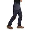 Is Not Enough ARES TREKKING PRO PANTS Männer - Trekkinghose - DARK NAVY