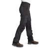 Is Not Enough ATHENA TREKKING PRO PANTS Frauen - Trekkinghose - JET BLACK
