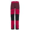 Is Not Enough ATHENA TREKKING PRO PANTS Frauen - Trekkinghose - RED BUD