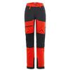 Is Not Enough ATHENA TREKKING PRO PANTS Frauen - Trekkinghose - FIERY RED