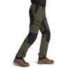 Is Not Enough AKILLES ZIPOFF PANTS Männer - Trekkinghose - FOREST NIGHT