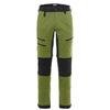 Is Not Enough AKILLES ZIPOFF PANTS Männer - Trekkinghose - CALLA GREEN