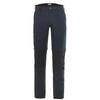 Is Not Enough AKILLES ZIPOFF PANTS Männer - Trekkinghose - DARK NAVY