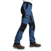 Is Not Enough ARETE ZIPOFF PANTS Frauen - Trekkinghose - ENSIGN BLUE