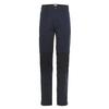 Is Not Enough ARETE ZIPOFF PANTS Frauen - Trekkinghose - DARK NAVY