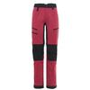 Is Not Enough ARETE ZIPOFF PANTS Frauen - Trekkinghose - RED BUD