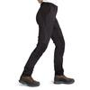 Is Not Enough MAIA SOFTSHELL PANTS Frauen - Softshellhose - JET BLACK