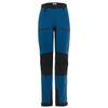 Is Not Enough MAIA SOFTSHELL PANTS Frauen - Softshellhose - BLUE OPAL