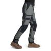 Is Not Enough NESTOR TREKKING PANTS Männer - Trekkinghose - DARK SHADOW