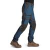 Is Not Enough NESTOR TREKKING PANTS Männer - Trekkinghose - MOONLIT OCEAN