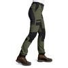 Is Not Enough MEDEA TREKKING PANTS Frauen - Trekkinghose - FOREST NIGHT