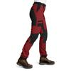 Is Not Enough MEDEA TREKKING PANTS Frauen - Trekkinghose - MERLOT