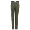 Fjällräven GREENLAND STRETCH TRS W SHORT Frauen - Freizeithose - LAUREL GREEN