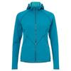 Mountain Equipment CALICO WMNS HOODED JACKET Frauen - Fleecejacke - TASMAN BLUE