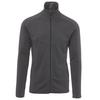 Mammut NAIR ML JACKET Männer - Fleecejacke - BLACK MELANGE
