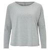 Patagonia W' S L/S GLORYA TOP Frauen - Funktionsshirt - CAVE GREY