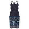 Patagonia W' S LOST WILDFLOWER DRESS Frauen - Kleid - FOREST SONG: NEO NAVY
