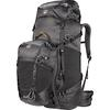 Jack Wolfskin KALARI KINGSTON KIT 56+16 Unisex - Trekkingrucksack - BLACK