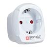 SKROSS SINGLE EU TO UK Unisex - Reisestecker - NOCOLOR