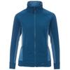 FRILUFTS HALLUM JACKET Frauen - Fleecejacke - BLUE OPAL