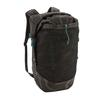 Patagonia PLANING ROLL TOP PACK 35L - Tagesrucksack - TIGER TRACKS CAMO: INK BLACK