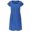 FRILUFTS TUNJA DRESS Frauen - Kleid - FJORD BLUE
