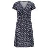 FRILUFTS HEDJE PRINTED DRESS Frauen - Kleid - DRESS BLUES