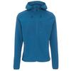 FRILUFTS ENNSKRAXN HOODED SOFTSHELL JACKET Männer - Softshelljacke - BLUE OPAL