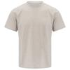FRILUFTS BITONTO EMBROIDERED T-SHIRT Männer - Funktionsshirt - ALUMINIUM