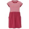FRILUFTS PENICHE DRESS Kinder - Kleid - CERISE